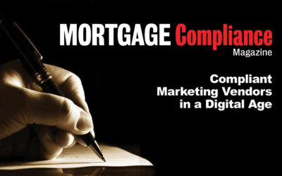 Compliant Marketing Vendors in a Digital Age
