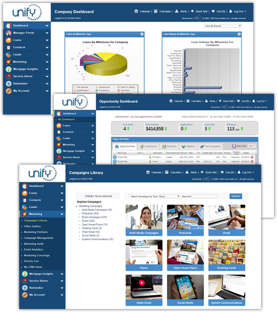 mortgage crm software solutions