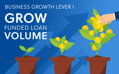 Business Growth Lever 1 – Grow Funded Loan Volume