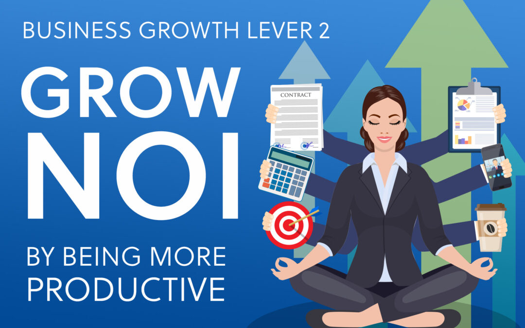 Business Growth Lever 2 – Grow NOI by Being More Productive