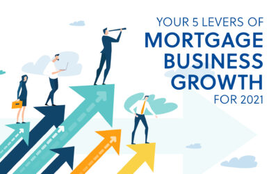 Your 5 Levers of Mortgage Business Growth for 2021