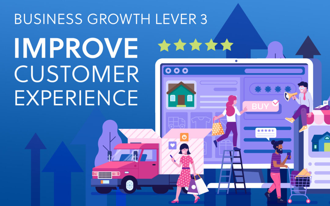 Business Growth Lever 3 – Improve Mortgage Customer Experience