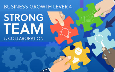 Business Growth Lever 4 – Strong Team and Collaboration